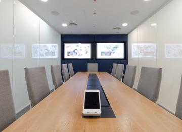 Nord Anglia Education Office 22 boardroom smar Xs4hb