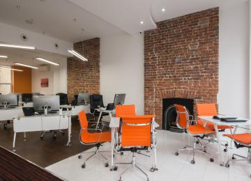 Open Plan and Negotiations Space