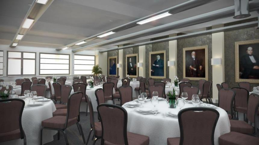 3rd floor Banqueting IOM