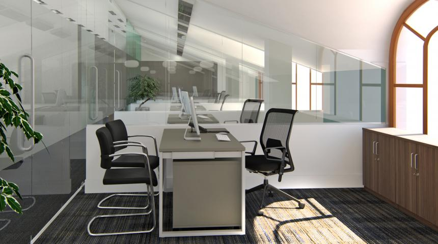 CEO office 3d lk