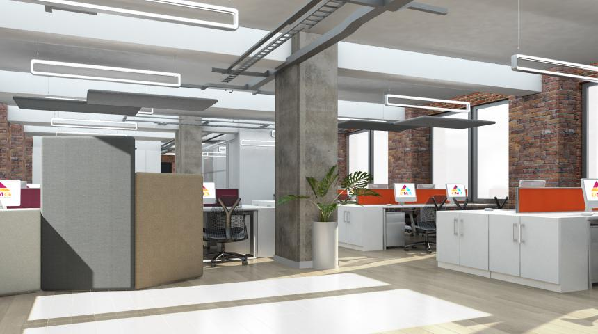 KMG Open plan